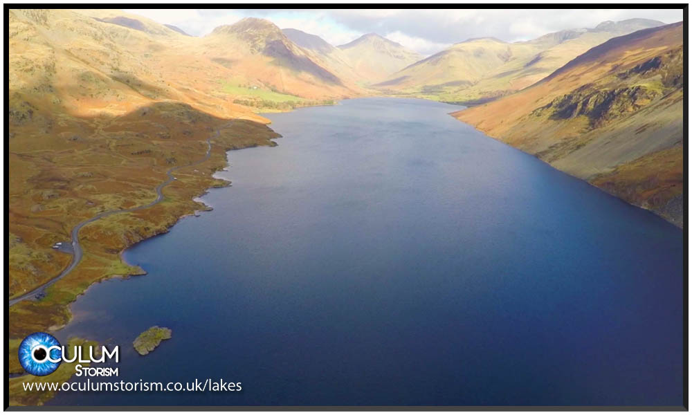 Above central Wastwater