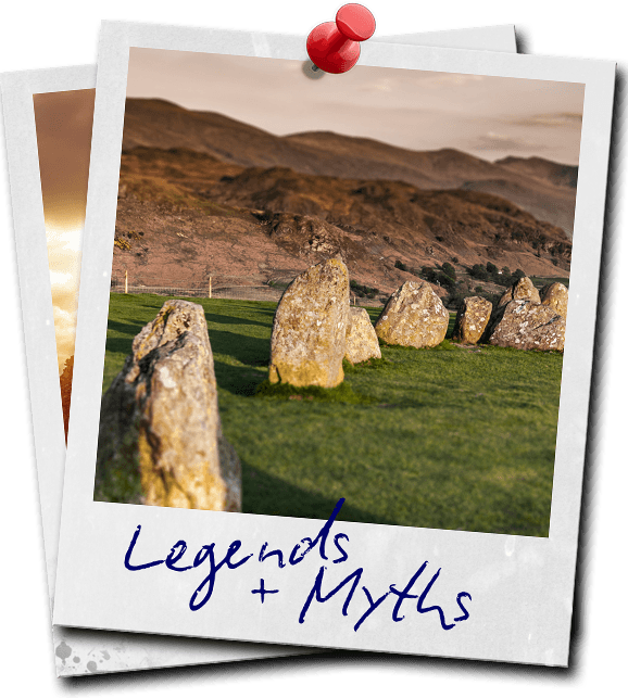 Legends & Myths Polaroid