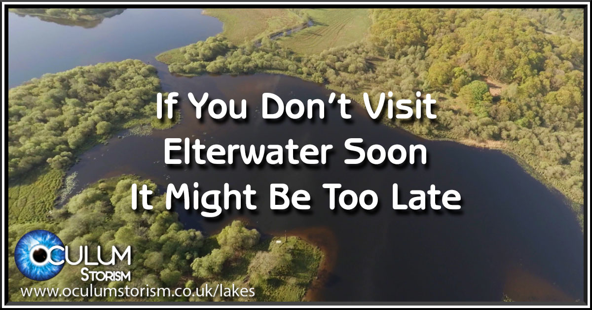 If You Don't Visit Elter Water Soon, It Might Be Too Late