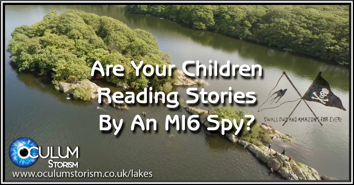 Are Your Children Reading Stories By An MI6 Spy?