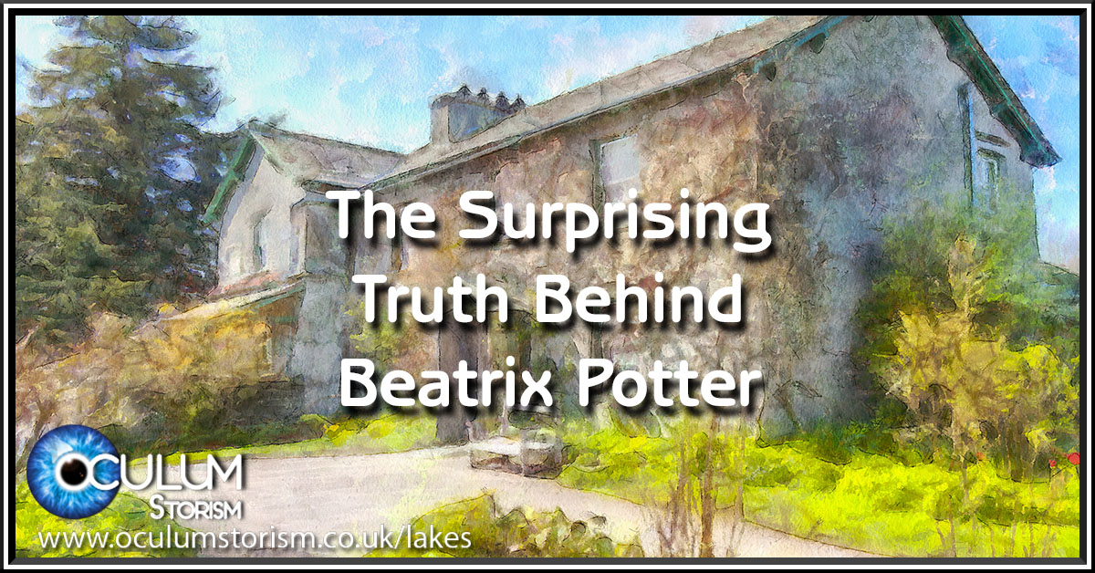 The Surprising Truth Behind Beatrix Potter