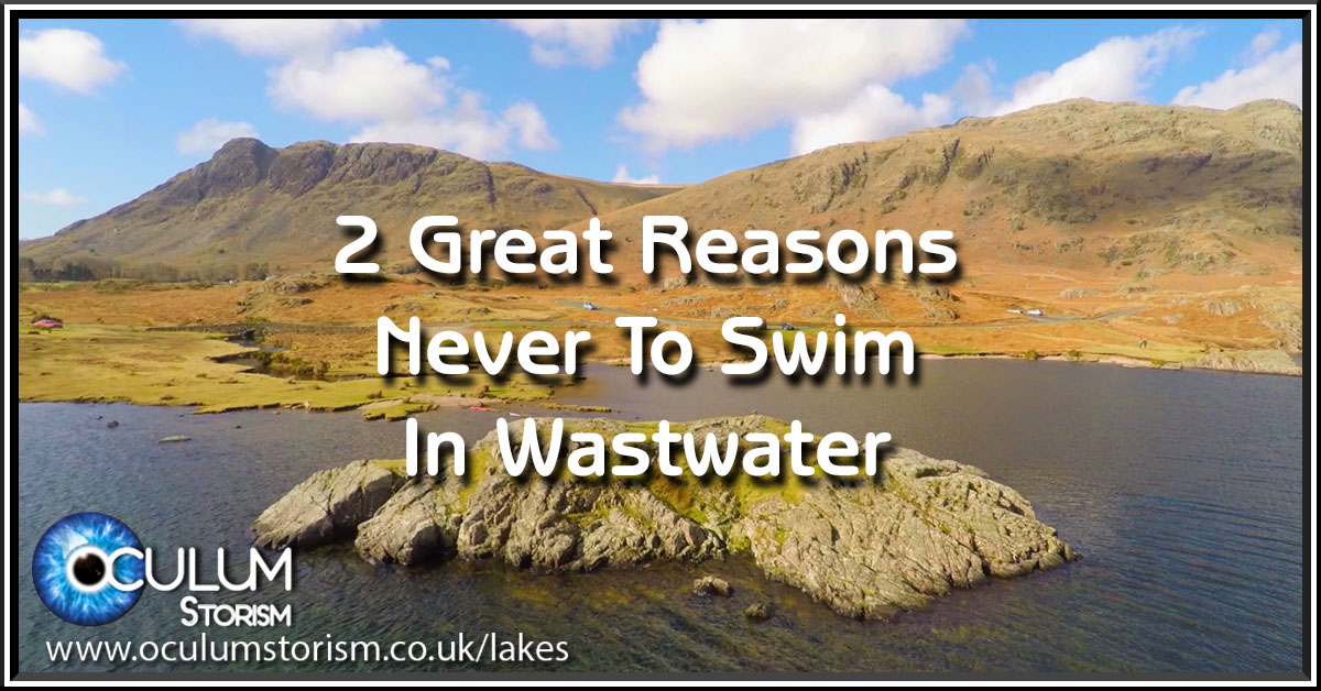 Two Great Reasons Never To Swim In Wastwater