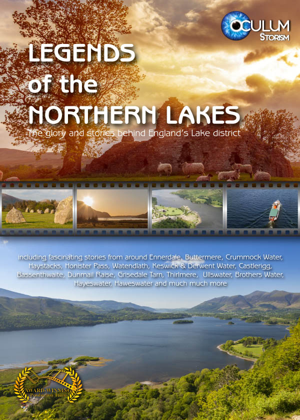 Legends Of The Northern Lakes on DVD & BluRay