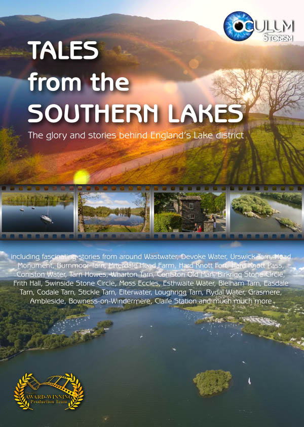 Tales From The Southern Lakes on DVD & BluRay